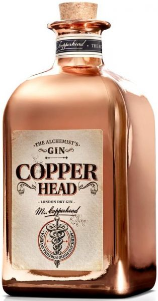 Copperhead The Alchemists Gin 40% Vol.
